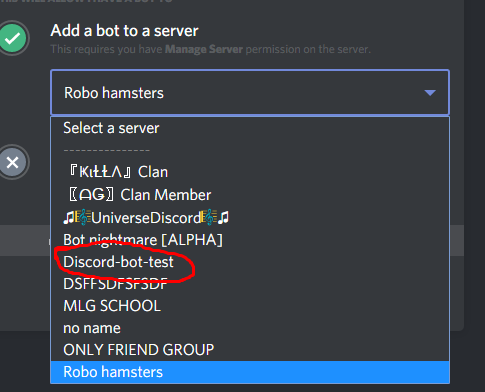 Discord bot tutorial for newbies gitbook ugh i know i know i have lots of groups ccuart Images